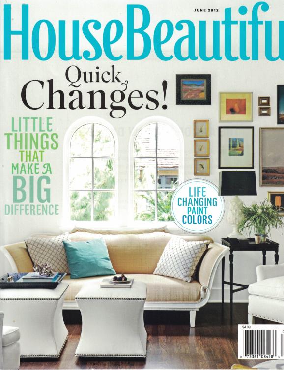 House Beautiful (June 2012)