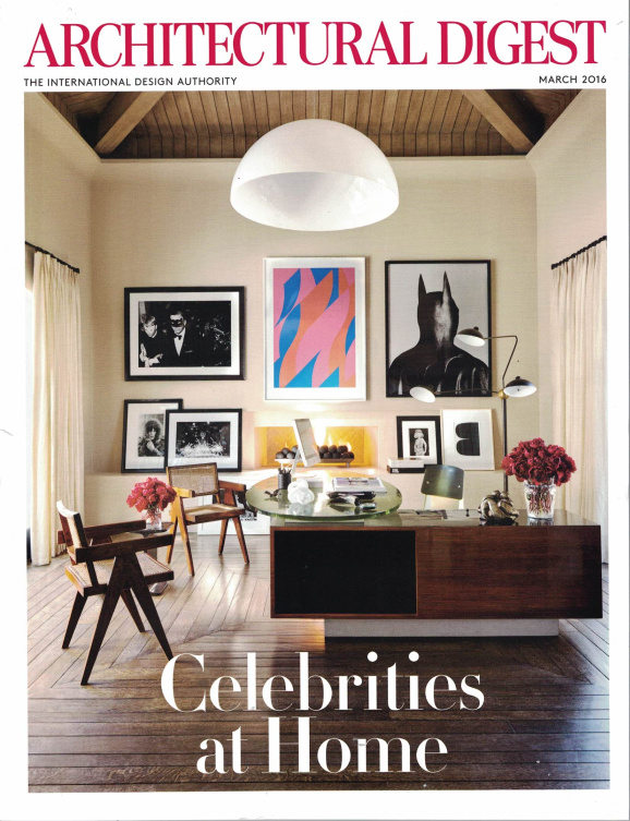 Architectural Digest (March 2016)