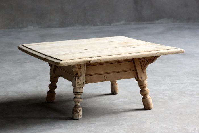 Next. Antique Elm Wood Kang Cocktail Table ...